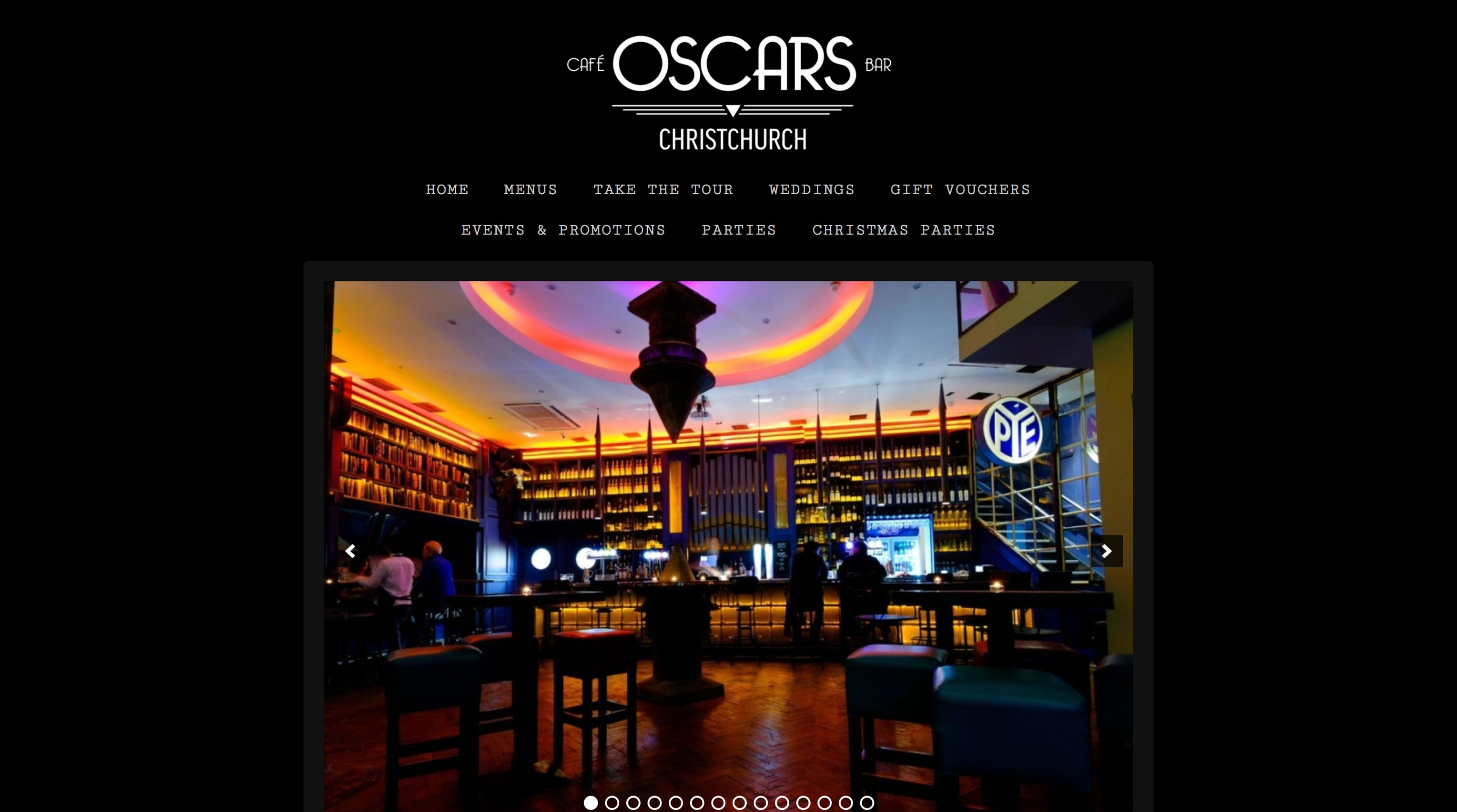 Oscars Bar Cafe